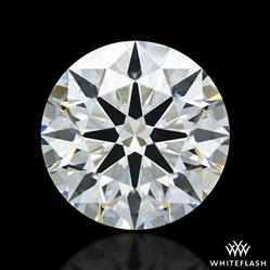 1.755 ct H VS2 A CUT ABOVE® Hearts and Arrows Super Ideal Round Cut Loose Diamond
