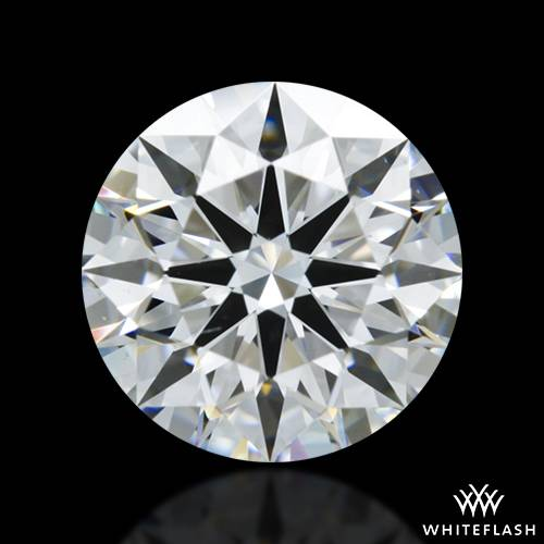 1.157 ct F VS2 A CUT ABOVE® Hearts and Arrows Super Ideal Round Cut Loose Diamond