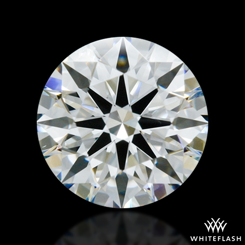 0.736 ct G SI1 A CUT ABOVE® Hearts and Arrows Super Ideal Round Cut Loose Diamond