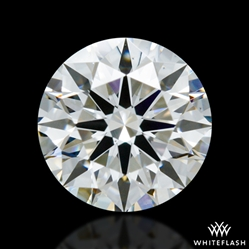 0.754 ct G VS2 A CUT ABOVE® Hearts and Arrows Super Ideal Round Cut Loose Diamond