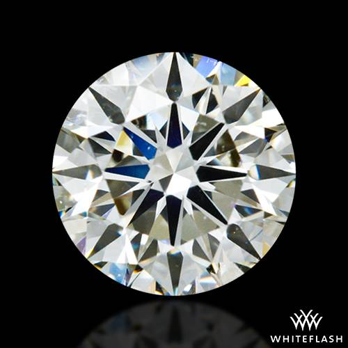 0.806 ct H VS1 Premium Select Round Cut Loose Diamond