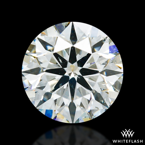 0.907 ct H SI2 Expert Selection Round Cut Loose Diamond