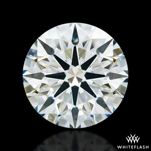 1.272 ct G VS2 A CUT ABOVE® Hearts and Arrows Super Ideal Round Cut Loose Diamond