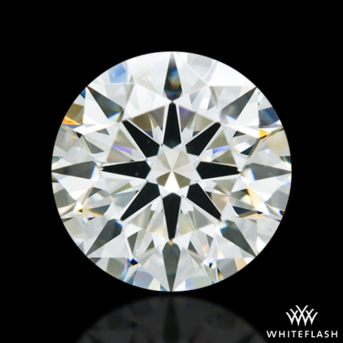 1.35 ct I VS1 A CUT ABOVE® Hearts and Arrows Super Ideal Round Cut Loose Diamond