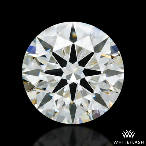 1.576 ct I VS2 A CUT ABOVE® Hearts and Arrows Super Ideal Round Cut Loose Diamond
