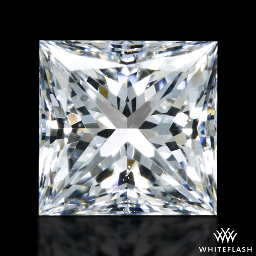0.511 ct G VS2 A CUT ABOVE® Princess Super Ideal Cut Diamond