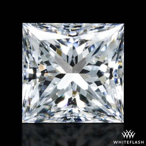 0.511 ct G VS2 A CUT ABOVE® Princess Super Ideal Cut Diamond