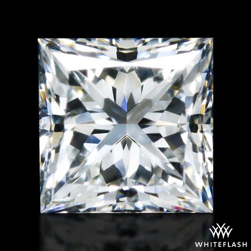 0.548 ct G VS1 A CUT ABOVE® Princess Super Ideal Cut Diamond