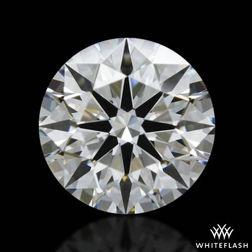 0.533 ct F VS1 A CUT ABOVE® Hearts and Arrows Super Ideal Round Cut Loose Diamond
