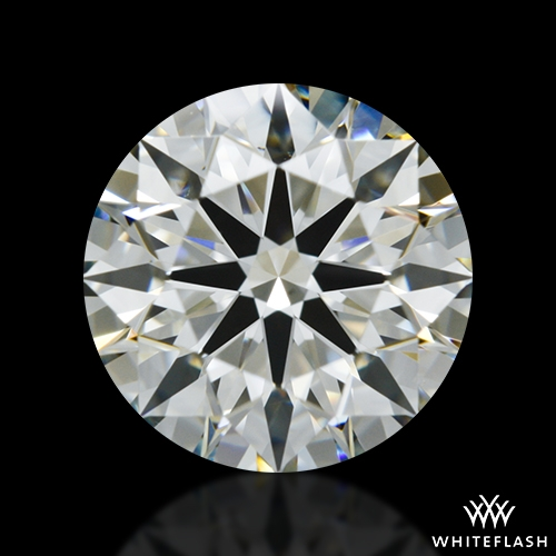 1.02 ct I VS2 A CUT ABOVE® Hearts and Arrows Super Ideal Round Cut Loose Diamond