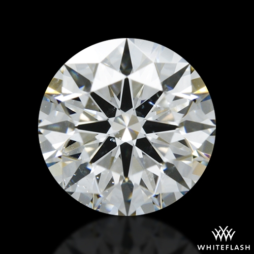 0.711 ct G SI1 A CUT ABOVE® Hearts and Arrows Super Ideal Round Cut Loose Diamond