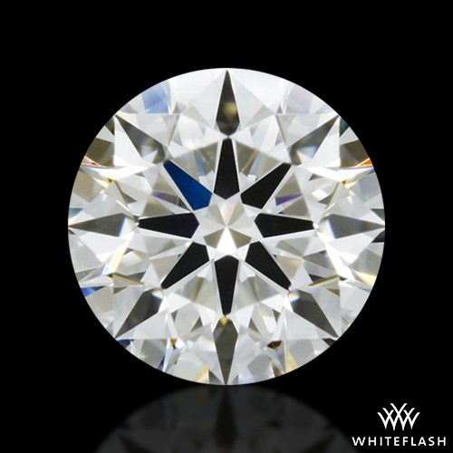 0.415 ct I VS2 A CUT ABOVE® Hearts and Arrows Super Ideal Round Cut Loose Diamond