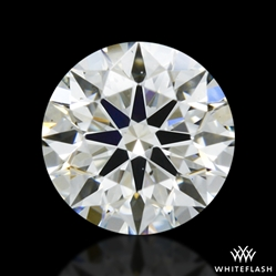 0.404 ct I VS2 A CUT ABOVE® Hearts and Arrows Super Ideal Round Cut Loose Diamond