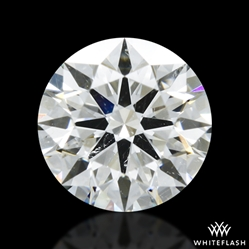 0.836 ct H SI1 Expert Selection Round Cut Loose Diamond