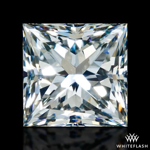 2.36 ct H VS2 A CUT ABOVE® Princess Super Ideal Cut Diamond