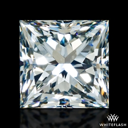2.36 ct H VS2 A CUT ABOVE® Princess Super Ideal Cut Diamond