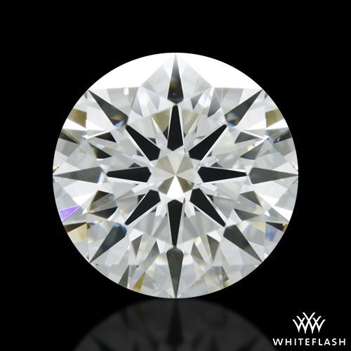 1.226 ct I VS1 A CUT ABOVE® Hearts and Arrows Super Ideal Round Cut Loose Diamond