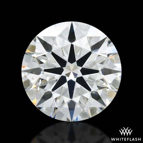 1.24 ct I SI1 Expert Selection Round Cut Loose Diamond