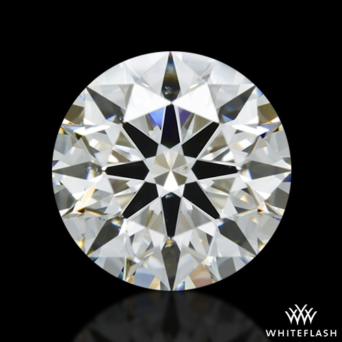 1.345 ct I VS2 A CUT ABOVE® Hearts and Arrows Super Ideal Round Cut Loose Diamond