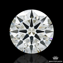 1.41 ct J VS2 A CUT ABOVE® Hearts and Arrows Super Ideal Round Cut Loose Diamond