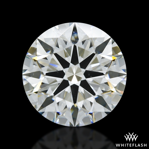 2.125 ct I VS2 A CUT ABOVE® Hearts and Arrows Super Ideal Round Cut Loose Diamond