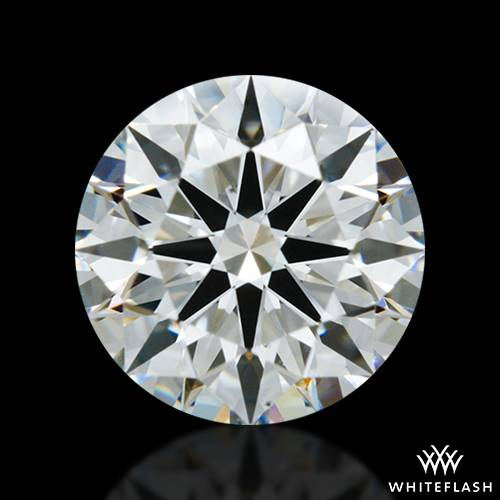 0.835 ct F VS2 A CUT ABOVE® Hearts and Arrows Super Ideal Round Cut Loose Diamond