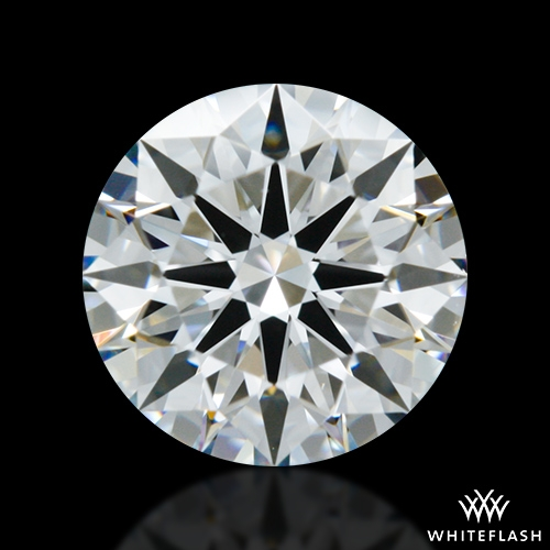 0.805 ct F VVS2 A CUT ABOVE® Hearts and Arrows Super Ideal Round Cut Loose Diamond