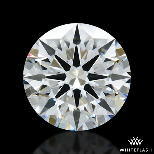 0.87 ct D VVS2 A CUT ABOVE® Hearts and Arrows Super Ideal Round Cut Loose Diamond