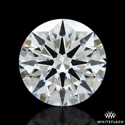 0.87 ct D VVS2 A CUT ABOVE® Hearts and Arrows Super Ideal Round Cut Loose Diamond