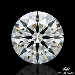 0.84 ct G VS2 A CUT ABOVE® Hearts and Arrows Super Ideal Round Cut Loose Diamond