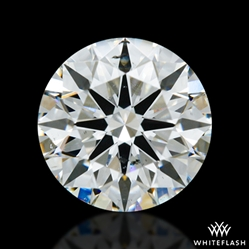 0.914 ct F SI1 A CUT ABOVE® Hearts and Arrows Super Ideal Round Cut Loose Diamond
