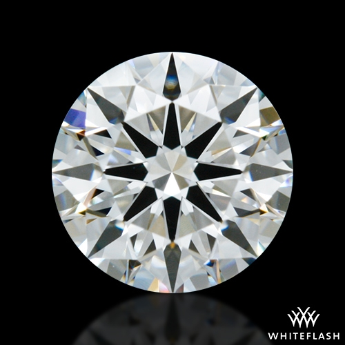 0.828 ct G VS1 A CUT ABOVE® Hearts and Arrows Super Ideal Round Cut Loose Diamond