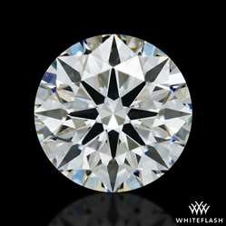 0.815 ct F VS1 A CUT ABOVE® Hearts and Arrows Super Ideal Round Cut Loose Diamond