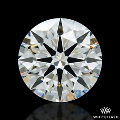 0.818 ct H VS1 A CUT ABOVE® Hearts and Arrows Super Ideal Round Cut Loose Diamond