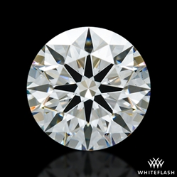 1.223 ct G VS2 A CUT ABOVE® Hearts and Arrows Super Ideal Round Cut Loose Diamond