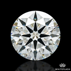 1.147 ct H VS2 A CUT ABOVE® Hearts and Arrows Super Ideal Round Cut Loose Diamond