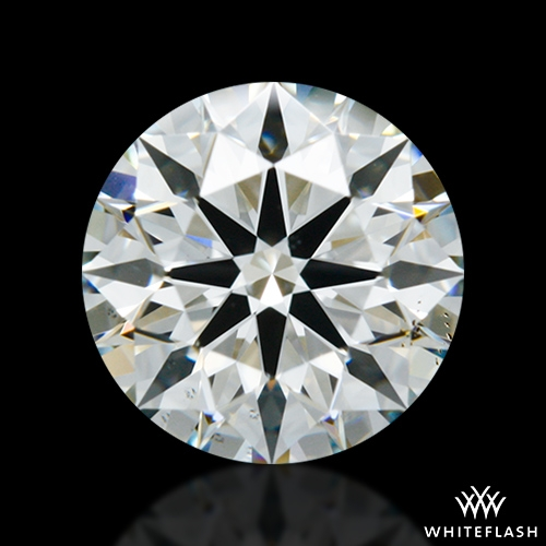 1.012 ct I VS2 A CUT ABOVE® Hearts and Arrows Super Ideal Round Cut Loose Diamond