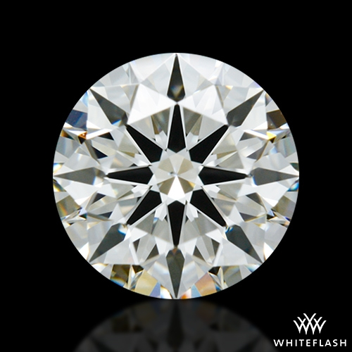 1.108 ct I VS2 A CUT ABOVE® Hearts and Arrows Super Ideal Round Cut Loose Diamond