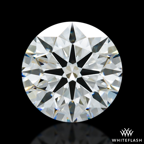1.676 ct F VS1 A CUT ABOVE® Hearts and Arrows Super Ideal Round Cut Loose Diamond