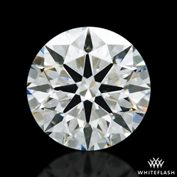1.281 ct I VS2 A CUT ABOVE® Hearts and Arrows Super Ideal Round Cut Loose Diamond
