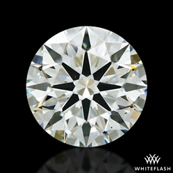 1.728 ct K VS2 A CUT ABOVE® Hearts and Arrows Super Ideal Round Cut Loose Diamond