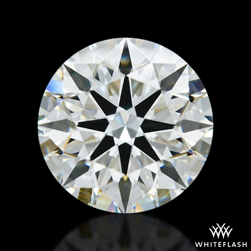 1.903 ct H VS1 A CUT ABOVE® Hearts and Arrows Super Ideal Round Cut Loose Diamond