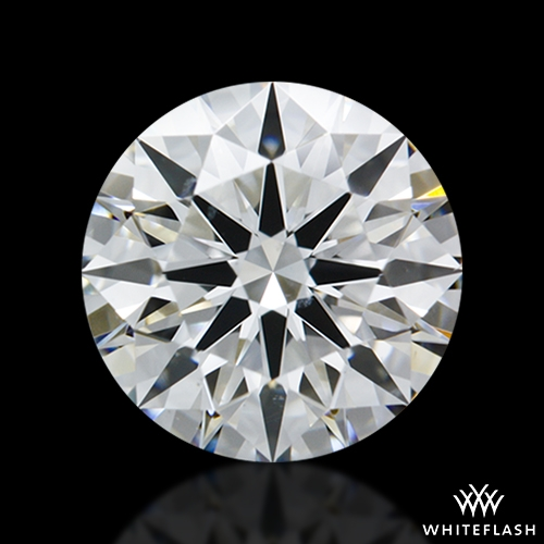 1.317 ct H SI1 Expert Selection Round Cut Loose Diamond