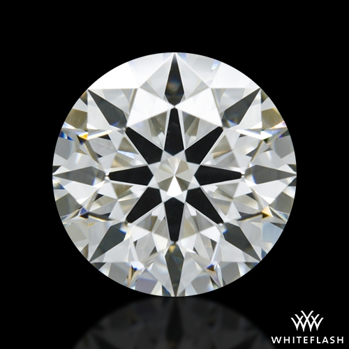 1.721 ct I VS1 A CUT ABOVE® Hearts and Arrows Super Ideal Round Cut Loose Diamond