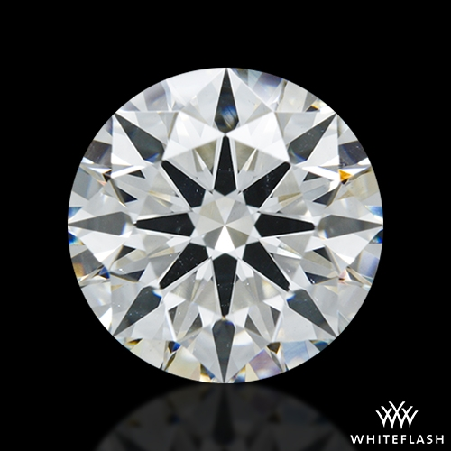 1.723 ct H SI1 A CUT ABOVE® Hearts and Arrows Super Ideal Round Cut Loose Diamond
