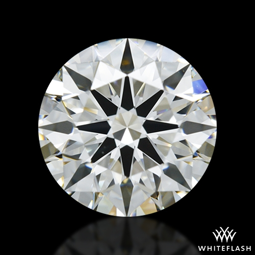 1.856 ct I VS1 A CUT ABOVE® Hearts and Arrows Super Ideal Round Cut Loose Diamond
