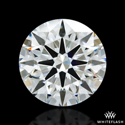 2.37 ct G VS1 A CUT ABOVE® Hearts and Arrows Super Ideal Round Cut Loose Diamond