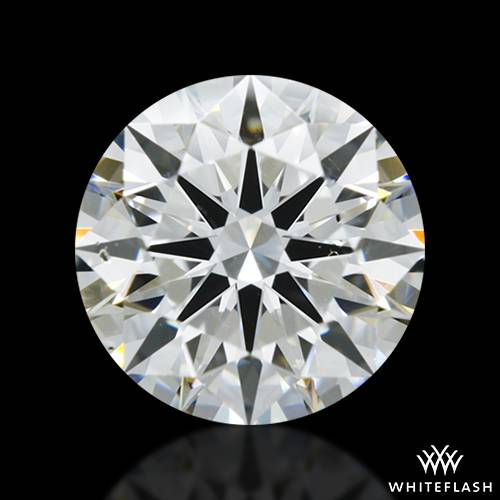 0.803 ct H SI1 Expert Selection Round Cut Loose Diamond