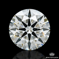 0.42 ct I VS2 A CUT ABOVE® Hearts and Arrows Super Ideal Round Cut Loose Diamond