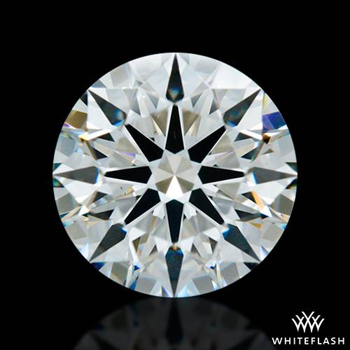 1.35 ct G VS2 A CUT ABOVE® Hearts and Arrows Super Ideal Round Cut Loose Diamond
